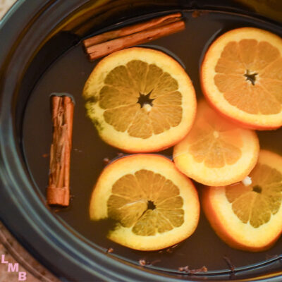 Crockpot Hot Apple Cider-the easy way!