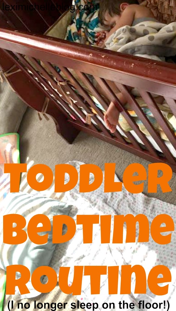 easy toddler bedtime routine, great tips for success!